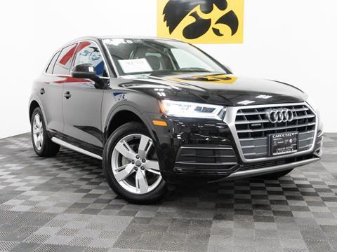 2018 Audi Q5 for sale in Iowa City, IA