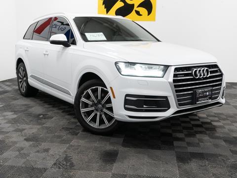 2017 Audi Q7 for sale in Iowa City, IA