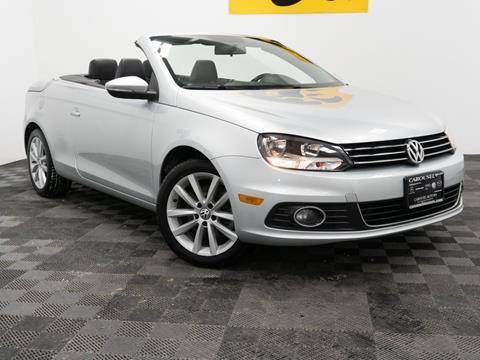 2013 Volkswagen Eos for sale in Iowa City, IA
