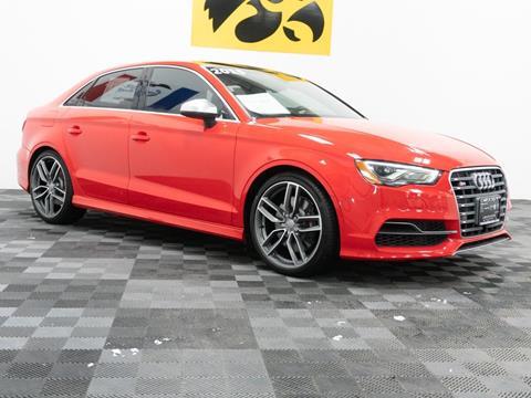 2015 Audi S3 for sale in Iowa City, IA