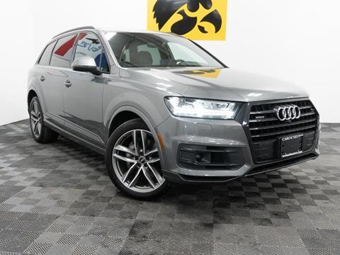 2018 Audi Q7 for sale in Iowa City, IA