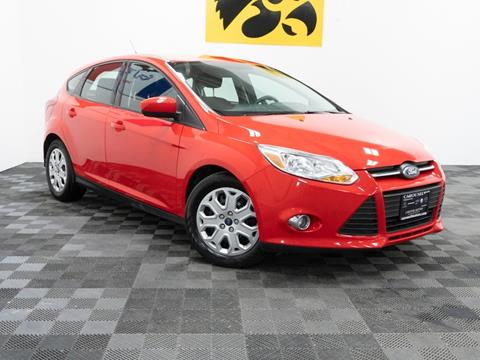2012 Ford Focus for sale in Iowa City, IA