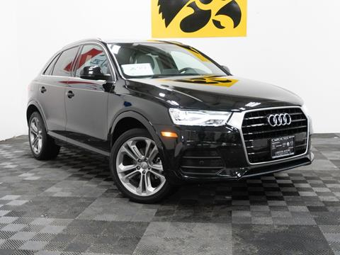 2017 Audi Q3 for sale in Iowa City, IA