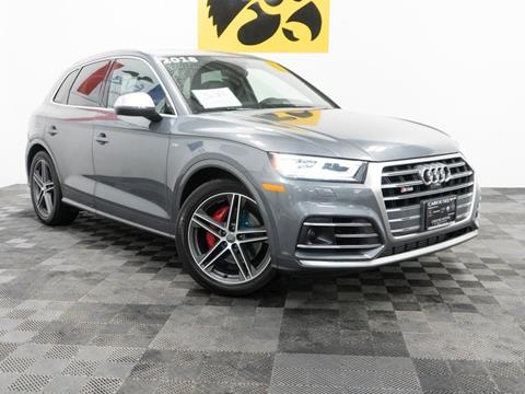 2018 Audi SQ5 for sale at Carousel Auto Group in Iowa City IA