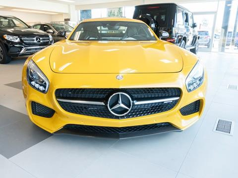 2016 Mercedes-Benz AMG GT for sale at Carousel Auto Group in Iowa City IA