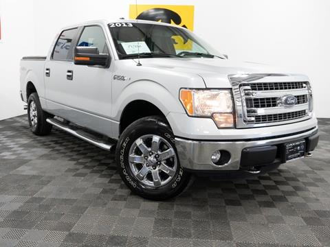 2013 Ford F-150 for sale at Carousel Auto Group in Iowa City IA