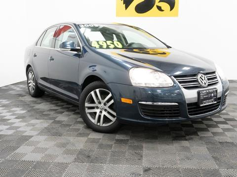 2005 Volkswagen Jetta for sale at Carousel Auto Group in Iowa City IA