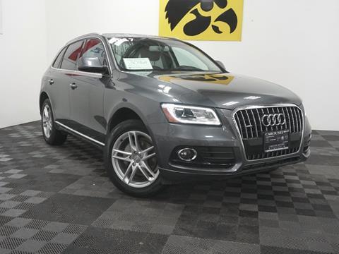 2017 Audi Q5 for sale in Iowa City, IA