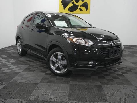 2017 Honda HR-V for sale in Iowa City, IA
