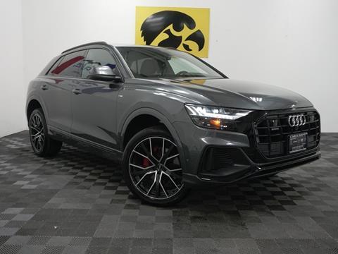 2019 Audi Q8 for sale in Iowa City, IA