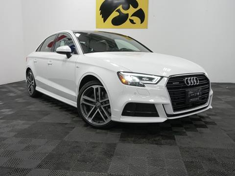 2019 Audi A3 for sale in Iowa City, IA