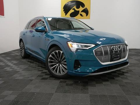 2019 Audi e-tron for sale at Carousel Auto Group in Iowa City IA