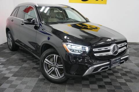 2020 Mercedes-Benz GLC for sale at Carousel Auto Group in Iowa City IA