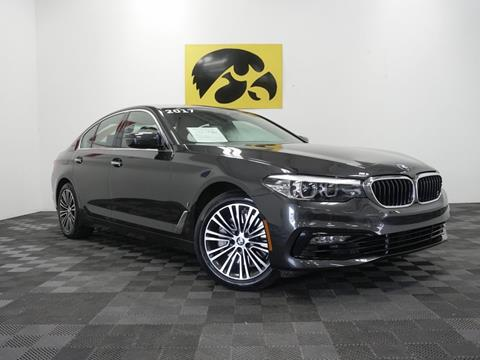 Cars For Sale In Iowa >> 2018 Bmw 5 Series For Sale In Iowa City Ia