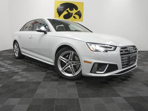 2019 Audi S4 for sale in Iowa City, IA