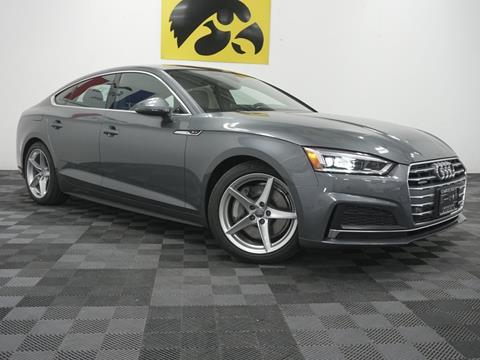 2019 Audi A5 Sportback for sale in Iowa City, IA