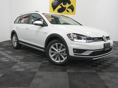 2019 Volkswagen Golf Alltrack for sale in Iowa City, IA