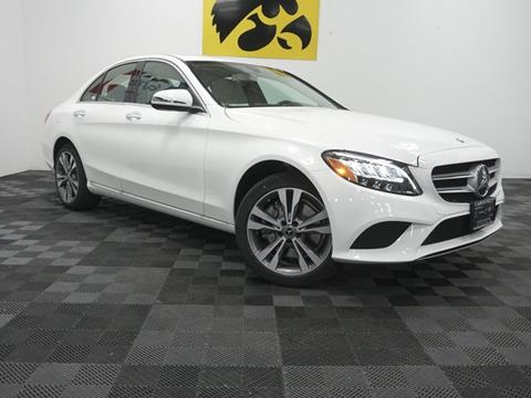2020 Mercedes-Benz C-Class for sale at Carousel Auto Group in Iowa City IA