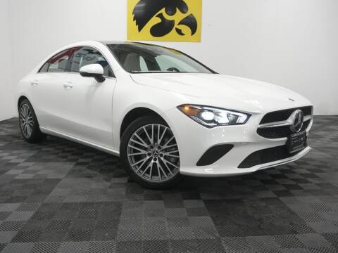 2020 Mercedes-Benz CLA for sale at Carousel Auto Group in Iowa City IA