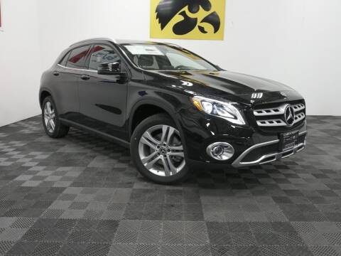 2020 Mercedes-Benz GLA for sale at Carousel Auto Group in Iowa City IA