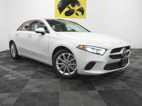 2020 Mercedes-Benz A-Class for sale at Carousel Auto Group in Iowa City IA