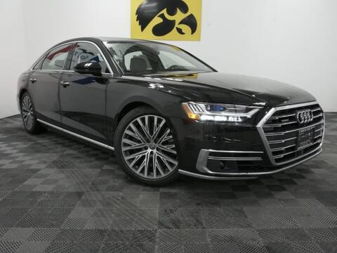2020 Audi A8 L for sale at Carousel Auto Group in Iowa City IA