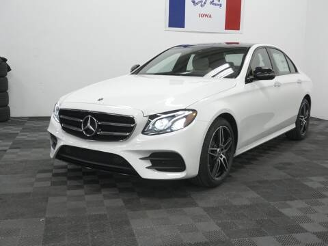 2020 Mercedes-Benz E-Class for sale at Carousel Auto Group in Iowa City IA