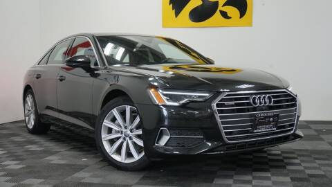 2020 Audi A6 for sale at Carousel Auto Group in Iowa City IA