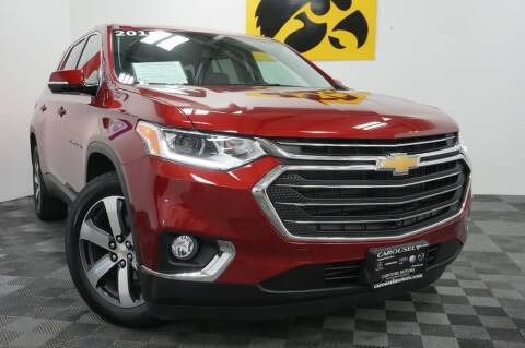2018 Chevrolet Traverse for sale at Carousel Auto Group in Iowa City IA