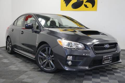 2017 Subaru WRX for sale at Carousel Auto Group in Iowa City IA