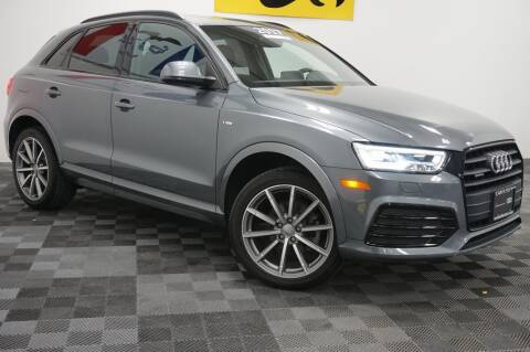 2017 Audi Q3 for sale at Carousel Auto Group in Iowa City IA