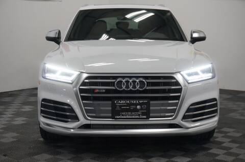 2020 Audi SQ5