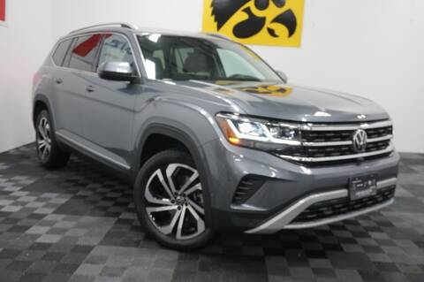 2021 Volkswagen Atlas for sale at Carousel Auto Group in Iowa City IA