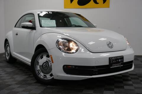 2015 Volkswagen Beetle for sale at Carousel Auto Group in Iowa City IA