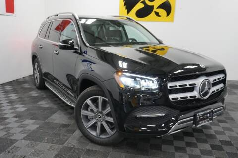 2020 Mercedes-Benz GLS for sale at Carousel Auto Group in Iowa City IA