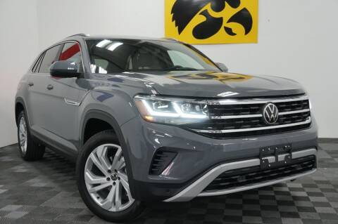 2020 Volkswagen Atlas Cross Sport for sale at Carousel Auto Group in Iowa City IA