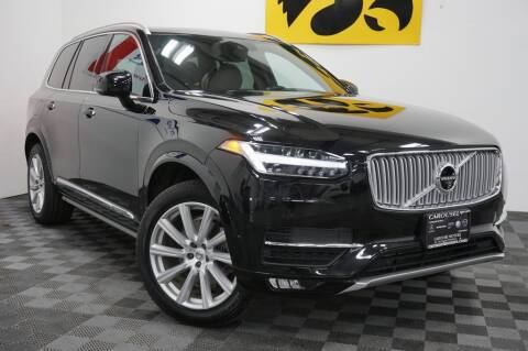 2017 Volvo XC90 for sale at Carousel Auto Group in Iowa City IA
