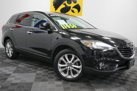 2013 Mazda CX-9 for sale at Carousel Auto Group in Iowa City IA