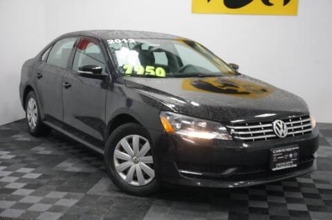 2013 Volkswagen Passat for sale at Carousel Auto Group in Iowa City IA