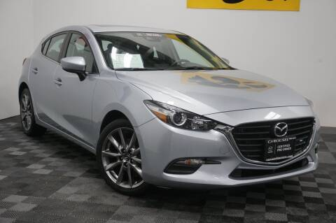 2018 Mazda MAZDA3 for sale at Carousel Auto Group in Iowa City IA