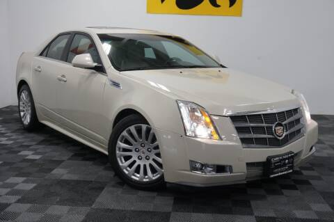 2010 Cadillac CTS for sale at Carousel Auto Group in Iowa City IA