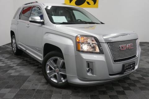 2013 GMC Terrain for sale at Carousel Auto Group in Iowa City IA