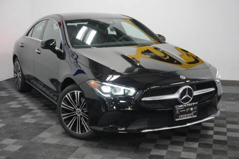 2021 Mercedes-Benz CLA for sale at Carousel Auto Group in Iowa City IA