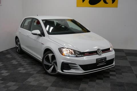 2020 Volkswagen Golf GTI for sale at Carousel Auto Group in Iowa City IA