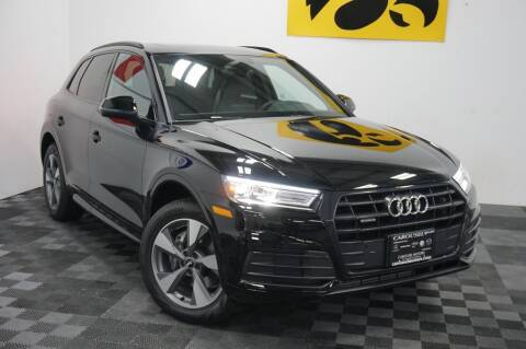 2020 Audi Q5 for sale at Carousel Auto Group in Iowa City IA
