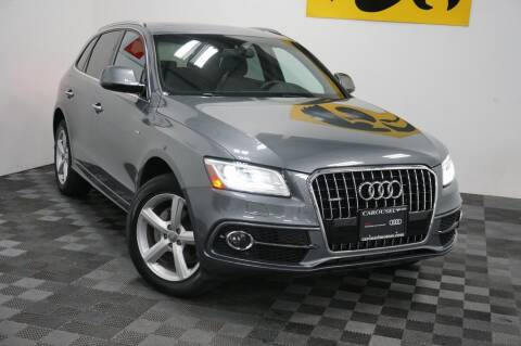 2017 Audi Q5 for sale at Carousel Auto Group in Iowa City IA