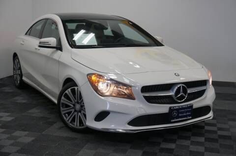 2017 Mercedes-Benz CLA for sale at Carousel Auto Group in Iowa City IA