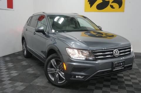 2020 Volkswagen Tiguan for sale at Carousel Auto Group in Iowa City IA