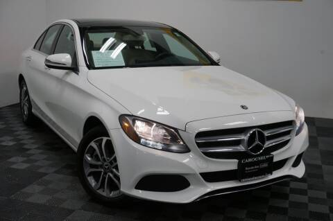 2018 Mercedes-Benz C-Class for sale at Carousel Auto Group in Iowa City IA