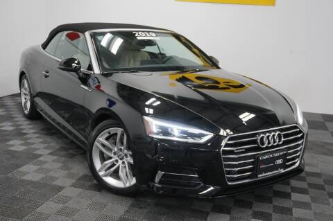 2019 Audi A5 for sale at Carousel Auto Group in Iowa City IA